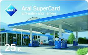 Aral 25 Euro
