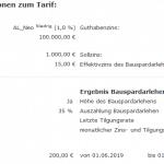 Berechnung Alte Leipziger Bauspar AG