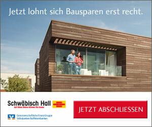 Schwäbisch Hall bausparvergleich
