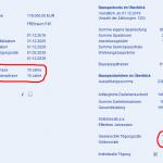 Tarif F45 der Signal Iduna Bauspar AG
